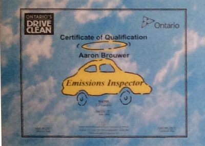 Certificate of Qualification-Aaron Brouwer-1