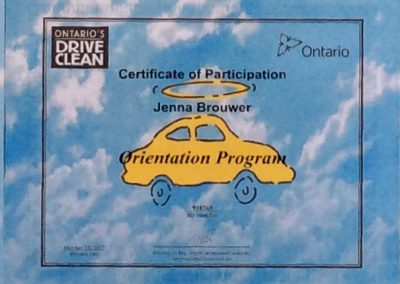 Certificate of Qualification-Jenna Brouwer-1