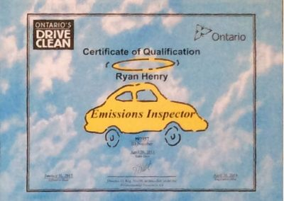 Certificate of Qualification-Ryan Henry-2